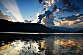 Jezioro Fewa (Nepal) - finalista w roku 2013 (fot. Kuba)
