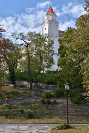 Zamek Bratysławski