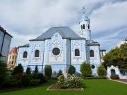 Kościół św. Elżbiety, tzw. Niebieski kościółek