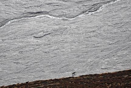 Aluwialne rozlewisko rzeki Langtang