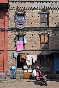 Krajobraz miejski (Bhaktapur)