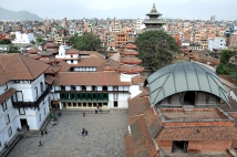Krajobraz stolicy (Katmandu)