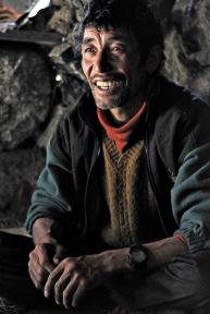 Pasterz spod przełęczy Ganja La