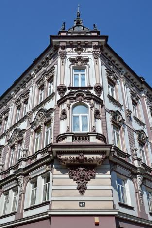 Architektura ulicy Głębokiej