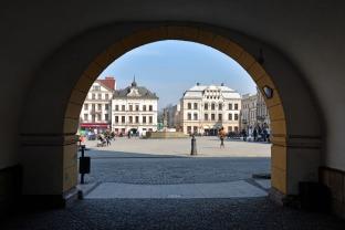 Cieszyński rynek