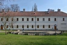 Dziedziniec Pałacu Habsburgów
