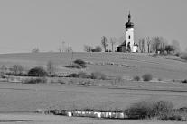 Klemensowa Górka w czerni i bieli