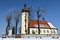 Kościół Św. Klemensa w zimowej szacie