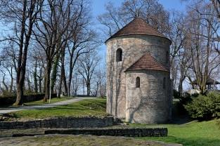 Na Wzgórzu Zamkowym (Rotunda Św. Mikołaja)