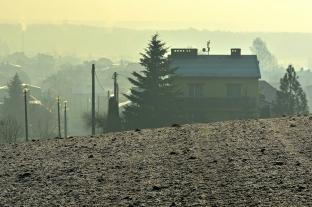 Poranek w Lędzinach