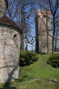 Rotunda Św. Mikołaja i Wieża Piastowska