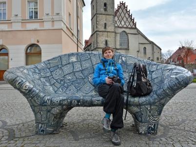 Basia w polskiej stolicy ceramiki
