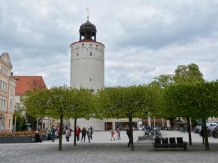 Dicker Turm w Görlitz