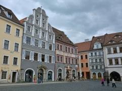 Kamienice w Görlitz