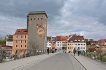 Most między Zgorzelcem a Görlitz