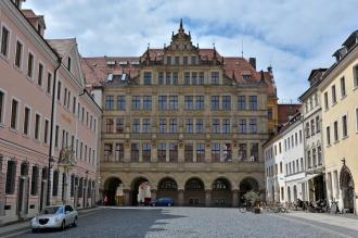 Nowy ratusz w Görlitz