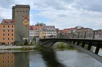 Z Görlitz rzut oka na Zgorzelec
