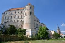Zamek w Mikulovie