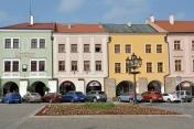 Kamieniczki w Kromieryżu