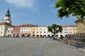 Rynek w Kromieryżu