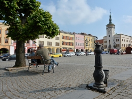 Popołudnie w Kromieryżu