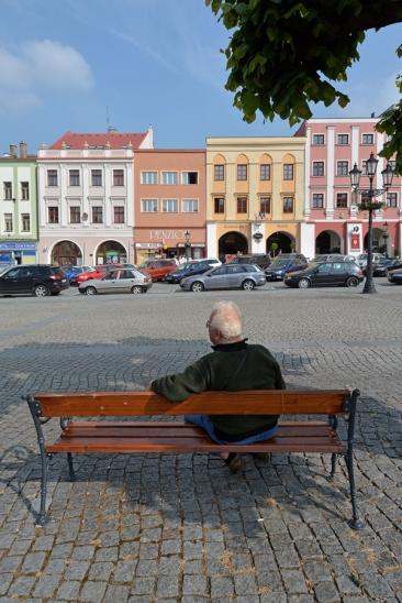 Odpoczynek w Kromieryżu