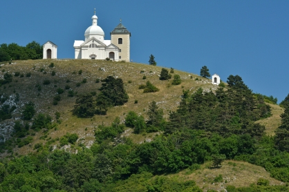 Święty Pagórek w Mikulovie