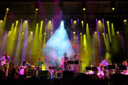 Brodka na głównej scenie OFF Festival