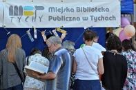 60-te urodziny tyskiej Biblioteki na Pl. Baczyńskiego