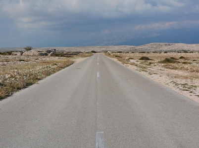 Lost highway (Pag)