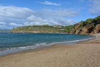 Plaża w Pareti