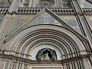 Fasada Duomo di Orvieto