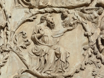 Zdobienia Duomo di Orvieto