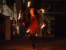 Festiwal sztuk ulicznych w Koprze
