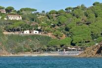 Sąsiednia plaża Morcone