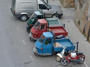 Ulice Pitigliano