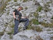 Przygody na skałach Vipavy