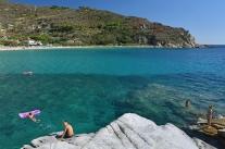 Rajska plaża Cavoli