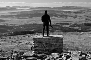 Świat u stóp (Babia Góra)