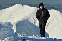 Jakuba portret zimowy
