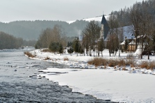 Sromowce Niżne i Dunajec