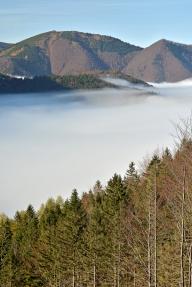 Mała Fatra w kreacji jesiennej (Słowacja)