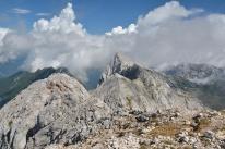 Ojstrica (Alpy Kamnicko-Sawińskie, Słowenia)