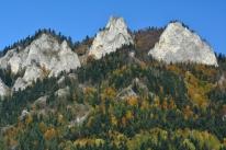Trzy Korony w wydaniu jesiennym