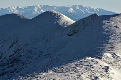 Zimowe panoramy (Słowacja)