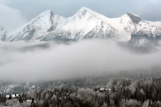 Tatry w zimowej szacie