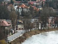 Olza - polsko-czeska granica