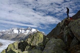 Na szlakach Valais (Aletsch)