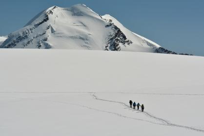 Alpejskie tułaczki