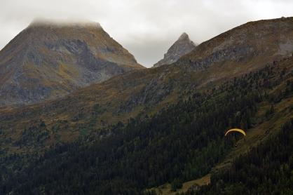 Widokówka z Valais